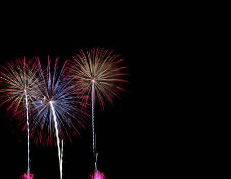 Fireworks. Stock Photo - 11614544