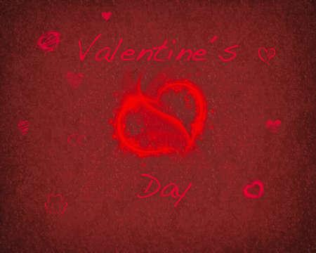 Valentine day. photo