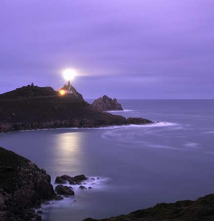 Cape Villano,  Spain.