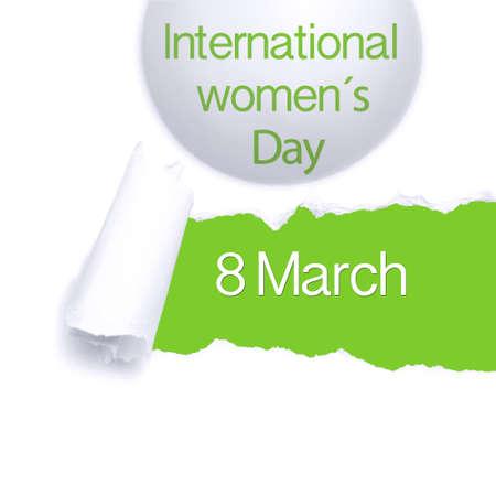 Women day. Stock Photo