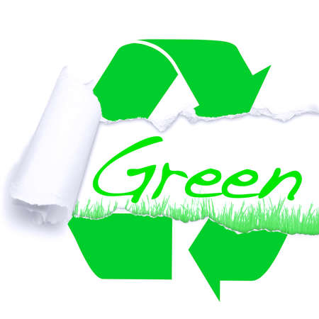 Recycling. Stock Photo - 12214838