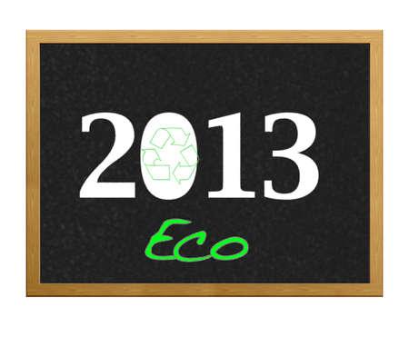 Ecological Year 2013. photo