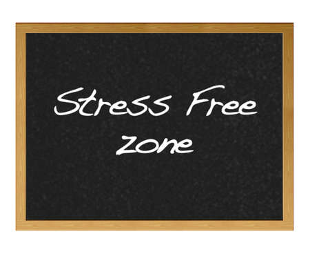 Stress free zone. photo