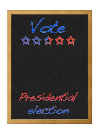 Presidential election 2012. Stock Photo - 12215010
