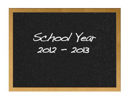 School year 2012-2013. photo