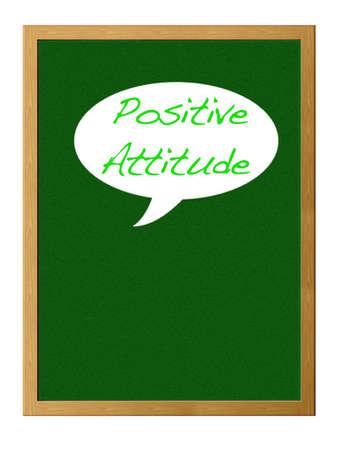 Positive attitude. Stock Photo - 12215030