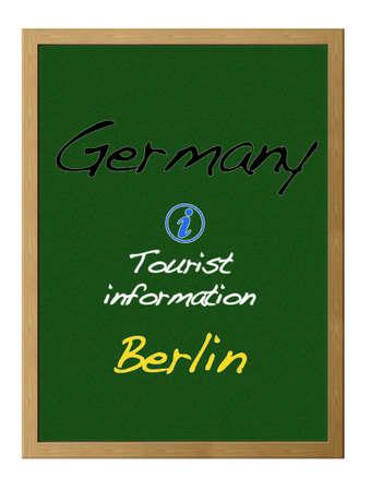 tourist information: Tourist information, Germany.