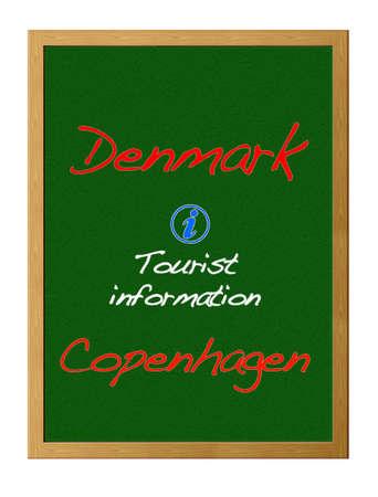 tourist information: Tourist information, Denmark.