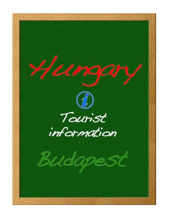 tourist information: Tourist information, Hungary.