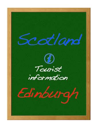 tourist information: Tourist information,Scotland.