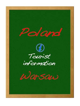 tourist information: Tourist information, Poland.