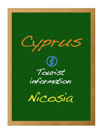 tourist information: Tourist information, Cyprus.