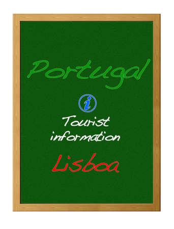 tourist information: Tourist information, Portugal.