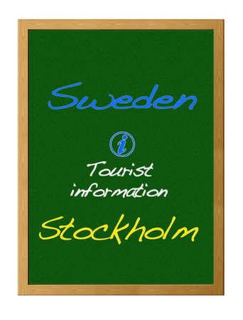 tourist information: Tourist information, Sweden.