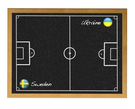 Soccer 2012 European. photo