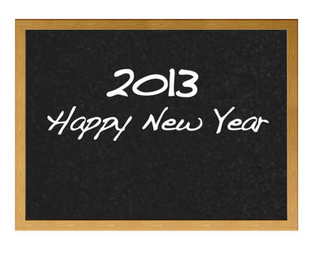2013 Happy new year. Stock Photo - 12554916