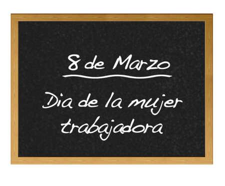 8 March, international women day. photo