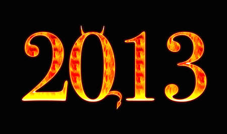 Diabolic 2013. Stock Photo - 12554996