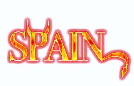 Spain. Stock Photo - 12881182