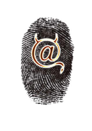 Fingerprint Stock Photo - 13194749