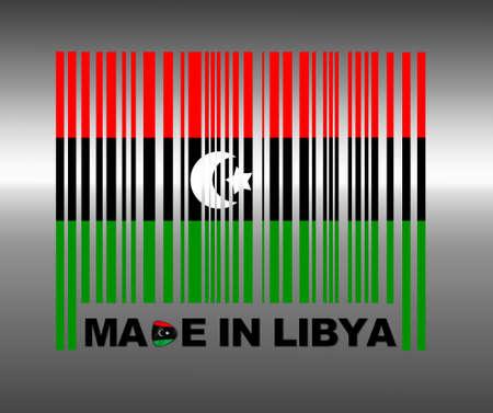 Barcode Libya  photo