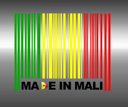 mali: Barcode Mali