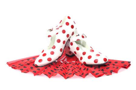 Spanish flamenco  Stock Photo