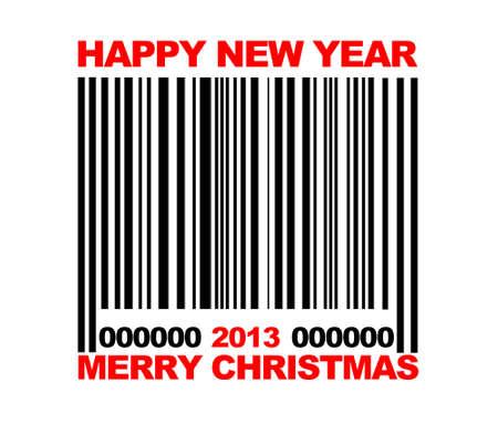Barcode 2013 Stock Photo - 13194867