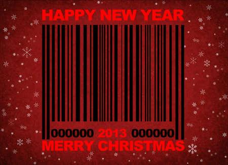 Barcode 2013. Stock Photo - 13321427