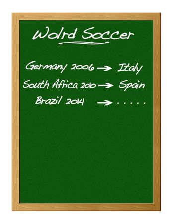 World cup winners.