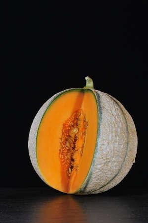 Cantaloupe. photo