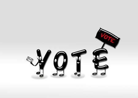 Vote. Stock Photo - 14799751