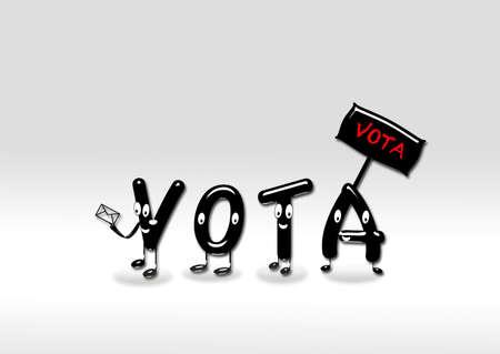 Vote. Stock Photo - 14799788