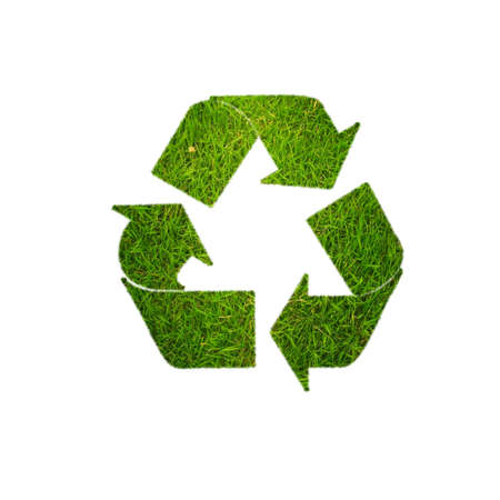Illustration with sign recycle planet on  white background Stock Illustration - 16470964