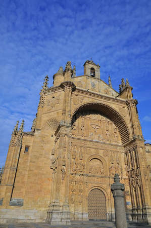 Convent of St Esteban in Salamanca, Spain. Stock Photo - 17421626