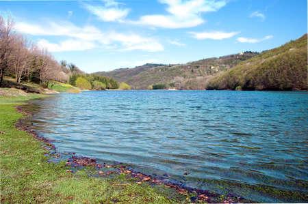 Gerosa Lake - Italy Stock Photo - 13261060