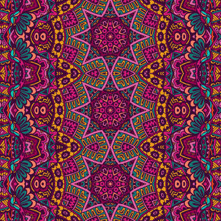 bohemia: Festive Colorful  pattern ornamental