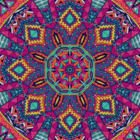 patterns and colors: Abstract Tribal vintage ethnic seamless pattern ornamental