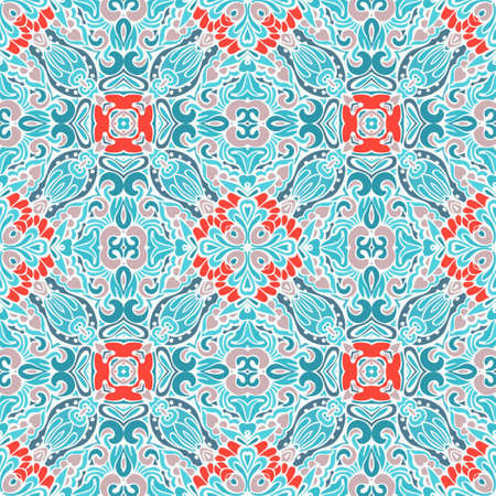 wrap: winter ornamental background design. christmas gift wrap. abstract geometric pattern