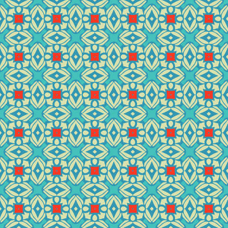 pattern: Abstract colorful geometric pattern