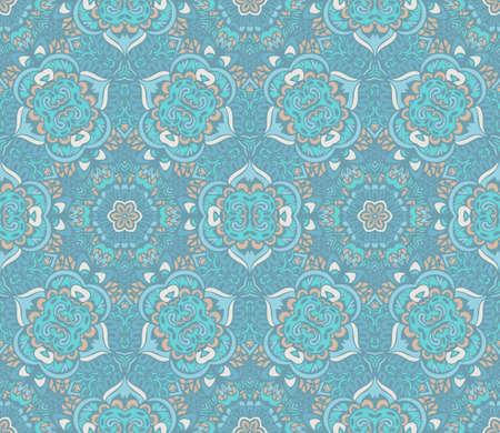 damask luxury seamless vector pattern background