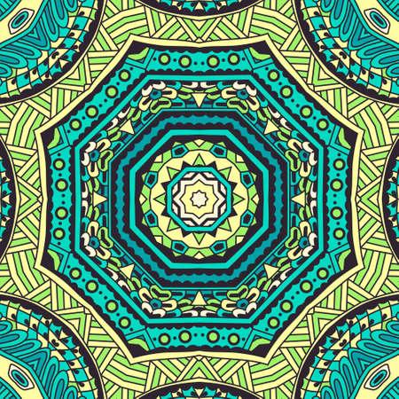 geomteric tribal ethnic pattern