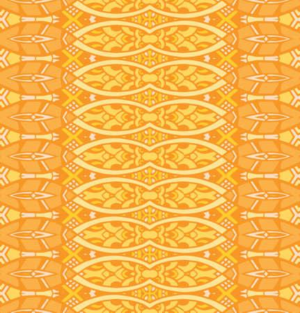 Ethnic striped fashion pattern