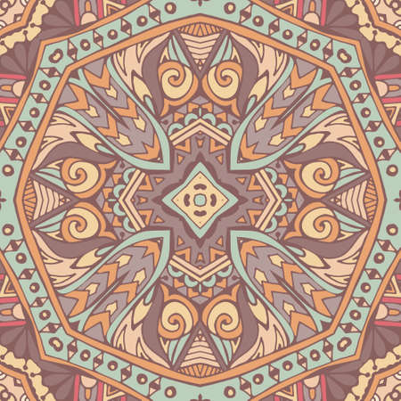 geometric aztec Tribal ethnic seamless pattern ornamental. Best for fabric, cloth design, wallpaper, wrapping