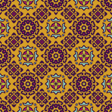 Geometric folklore ornament. Tribal ethnic vector texture. Seamless striped pattern tribal embroidery. Indian Scandinavian, Gypsy Mexican pattern.
