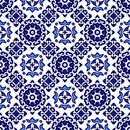 Turkish Ornamental Moroccan Tile Mosaic Spanish Porcelain Ceramic