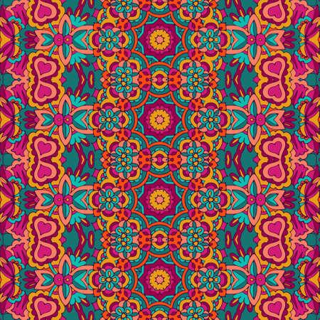 Trendy vector wallpaper colorful