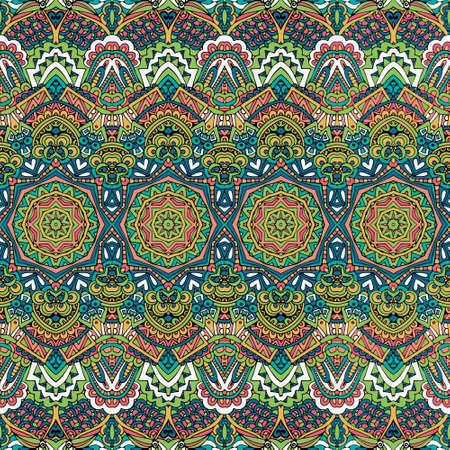 Texture seamless pattern arabesque ornaments doodle. vintage background