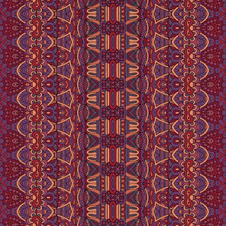 ethnic tribal festive geometric seamless pattern for fabric.