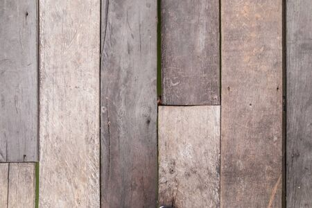 Old wood plank texture background. Stock fotó